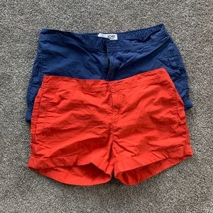 Joe Fresh Shorts x 2